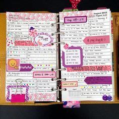 The Complete Decorated Journal by 1000 Images About Decorated Filofax On Washi Sticky Labels And Pink Blue