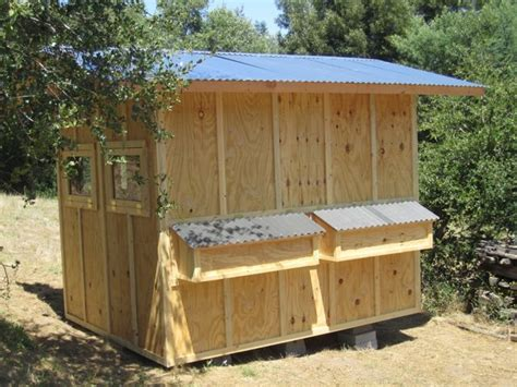 Handcrafted Chicken Coops - freedom 8 215 10 for the birds handmade chicken coops