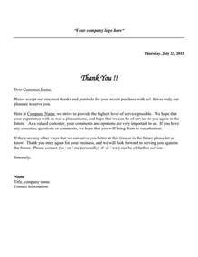 Customer Care Consultant Cover Letter by Customer Service Thank You Letter Sle Docoments Ojazlink