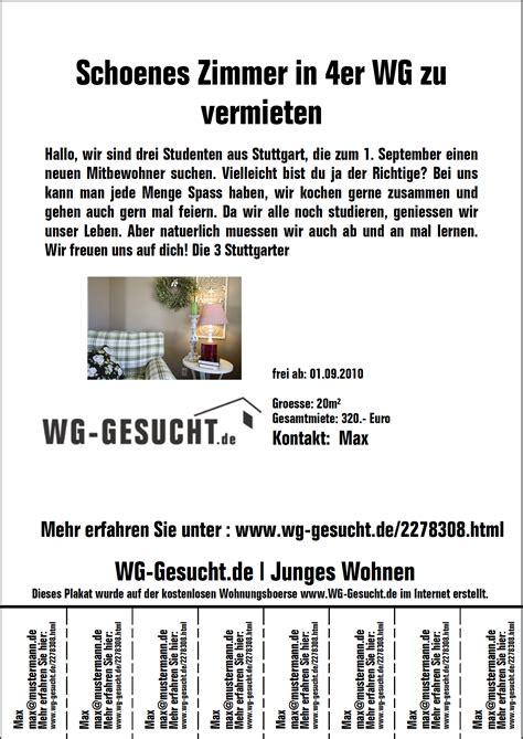 Wohnung Zu Vermieten Vorlage by Kostenlos Wohnungsanzeige Aufgeben Garten
