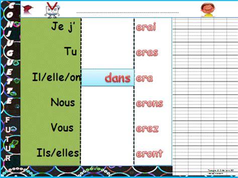 Conjugaison Jeu Quot La Conjuguette Quot Ce1 Ce2 Recreatisse
