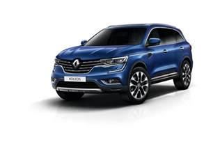 Renault Kolios 2017 Renault Koleos Revealed Australian Debut Within Six