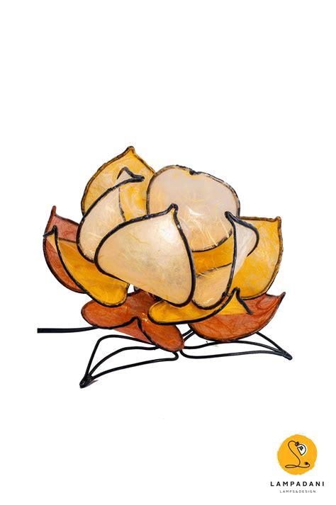 fiore loto lada da tavolo fiore di loto 12 petali ladani