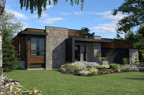 Inlaw Suites by Contemporary House Plan 158 1290 2 Bedrm 1277 Sq Ft