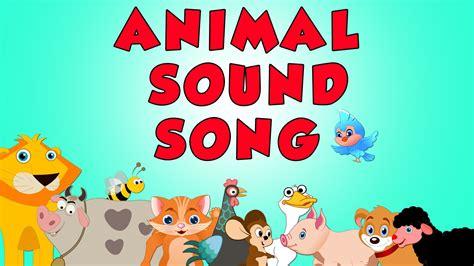 animal sounds animal sound song