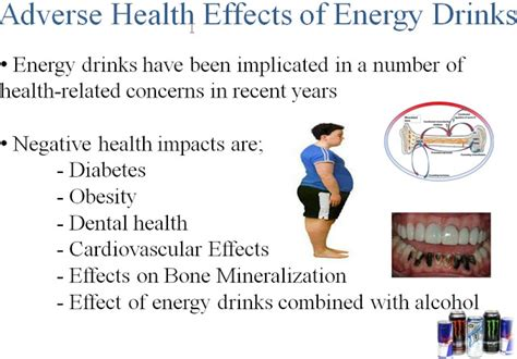 the energy drink side effects health effects of energy drinks health effects