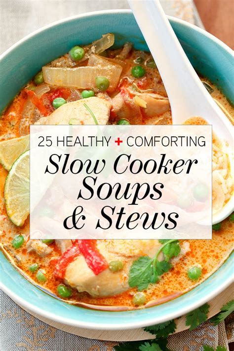 25 healthy and comforting slow cooker soups stews foodiecrush com