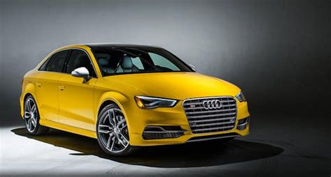 Audi S3 Exclusive by 2016 Audi S3 Exclusive Edition Limited To 25 Units