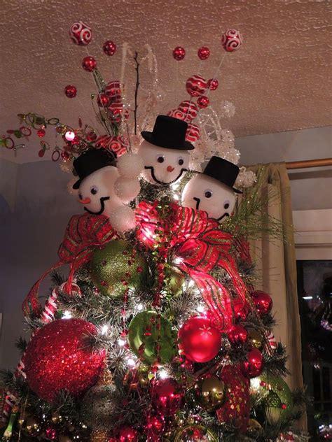 1000 ideas about snowman tree topper on pinterest xmas