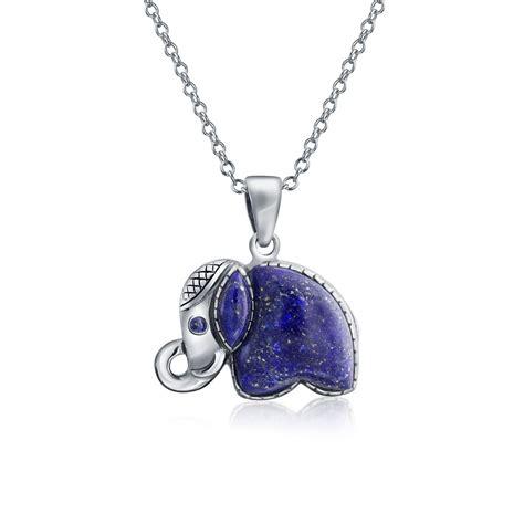 Charm Gajah Silver elephant pendant necklace silver best elephant 2017