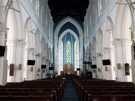 singapore anglican church