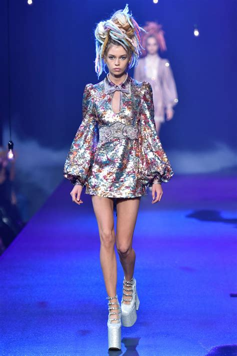 New York Fashion Week Marc by Stella Maxwell At Marc Runway Show At New York