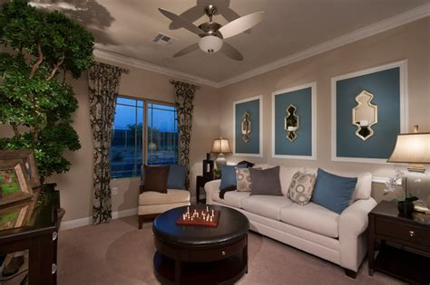 model home living rooms pulte homes quot celebration quot model home vail arizona