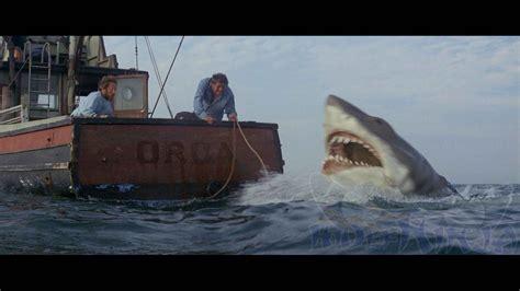 big boat movies jaws blu ray review hi def ninja blu ray steelbooks
