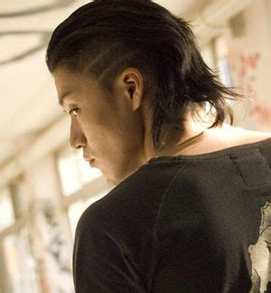 long hair oguri shun life ruinerrrrrr pinterest