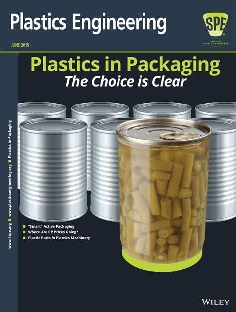 Plastic Engineer by Plastics Engineering Archives