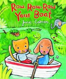 row your boat hand motions 105 best singable books for storytime images on pinterest