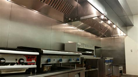 Commercial Kitchen Hood Cleaning Requirements   Review Home Co