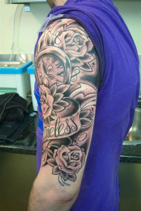 timeless tattoo half sleeve tattoos timeless www pixshark images