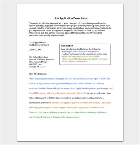 general cover letter for fair general cover letter for fair general cover letter