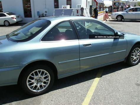 Acura Two Door by 1999 Acura Cl Premium Coupe 2 Door 3 0l