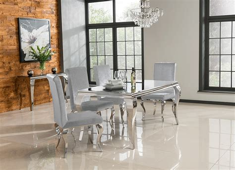 dining table 4 chairs vine mill furniture