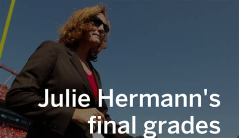 Rutgers Mba Grading Scale by Grades For Fired Rutgers Athletic Director Julie