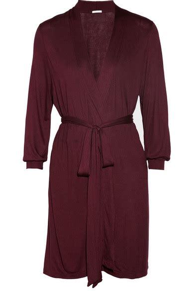 designer shop eberjey at net a porter net eberjey giovanna jersey robe net a porter