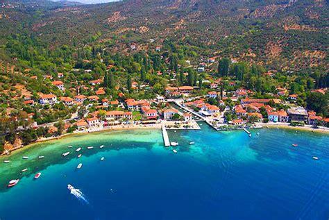 Home Bar Area by Holidays In Pelion Greece Horto Pelion Villas