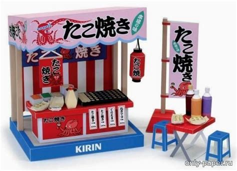 Kirin Papercraft - 30 best images about paper crafts on toys