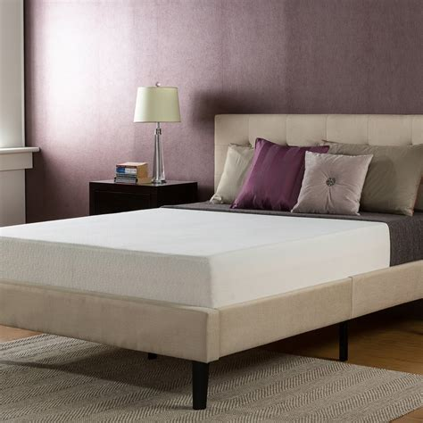 sleep comfort sleep master ultima 174 comfort memory foam mattress review