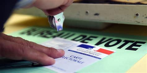 ouverture des bureaux de vote r 233 gionales ouverture des bureaux de vote