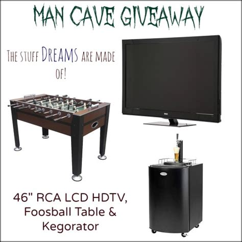 man cave giveaway 7 5 - Man Cave Giveaway