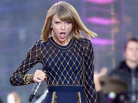 taylor swift albums success taylor swift crushes expected album sales business insider