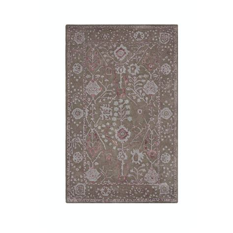 home decorators collection edmonds grey 5 ft 3 in x 8 ft