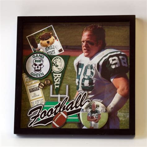 sports box ideas 1000 images about football shadow box on
