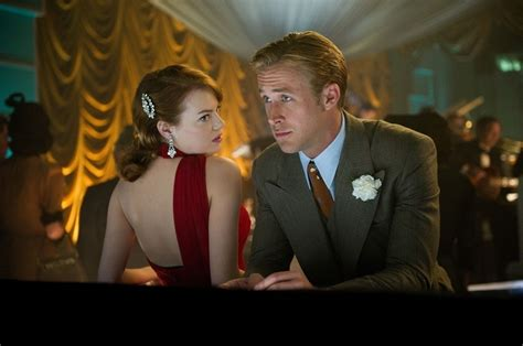 new film with emma stone gangster squad emma stone and ryan gosling teaser trailer