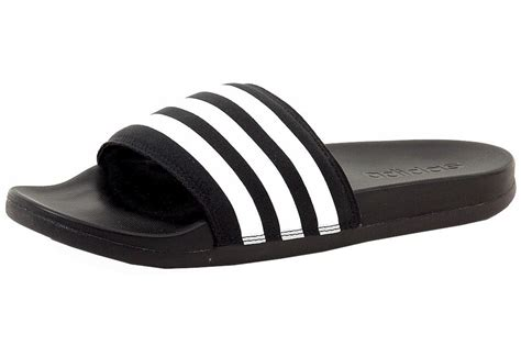 adidas boys sandals adidas s adilette cf ultra black white slides sandals
