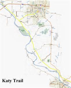 katy maps gojim tv hiking and biking trails katy trail