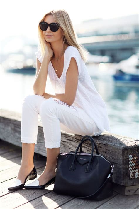 Biege Skort style inspiration black white the simply luxurious 174