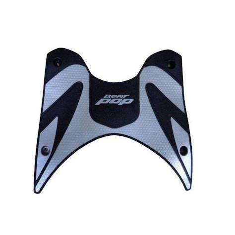 Rubber Step Floor Honda Beat Pop Karpet Genuine Part Asli Resmi rubber stepfloor beat pop silver 64300k61a00