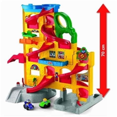 Peoples Garage by Fisher Price Garage Groot Fisher Price
