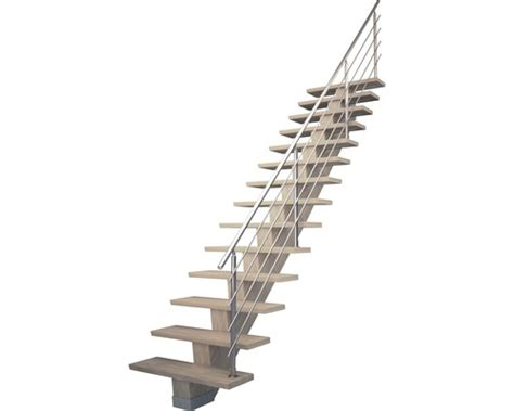 pertura treppen mittelholmtreppe pertura agape gerade ohne gel 228 nder eiche