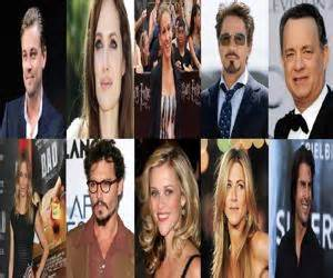 Trouble Hollywoods Top Earners by S Top 10 Earners Of 2011