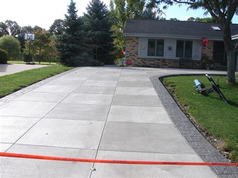 concrete driveways milwaukee jbs construction