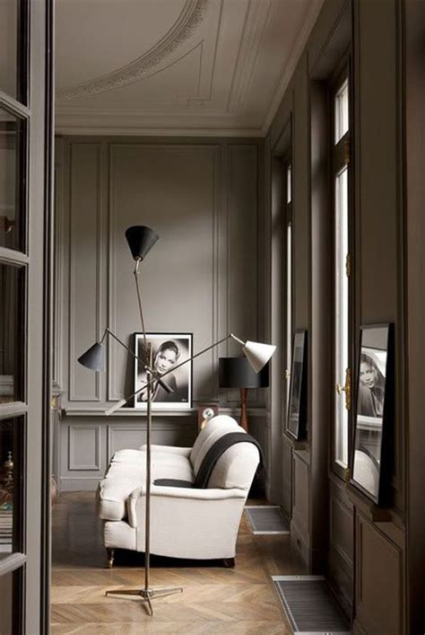 shades of grey paint that is wall trim filter and gray painting moulding the same color as the walls moldings