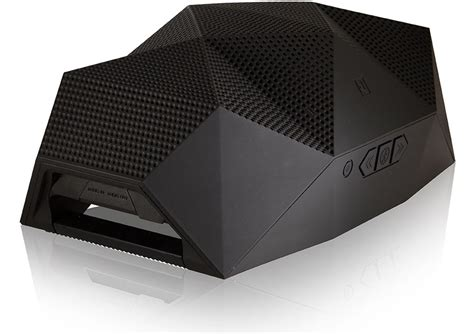 outdoor gadgets big turtle shell if batman had a bluetooth speaker it would work look and sound like this