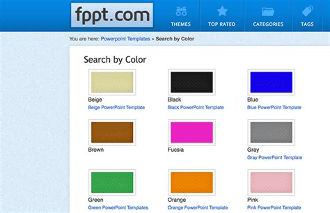Fppt Com Review Best Resource For Free Powerpoint Fppt Templates