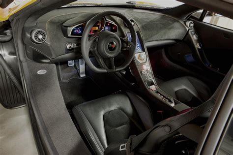 mclaren mp4 12c interior