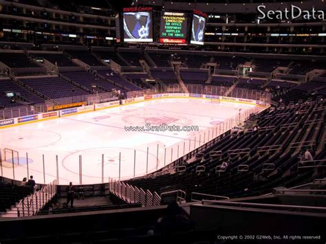 staples center section 205 staples center section 214 los angeles kings